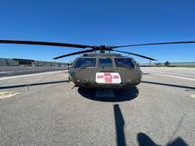 UH-60A BLACK HAWK, S/N:  85-24397