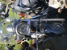 2007 SUZUKI GZ250 MOTORCYCLE