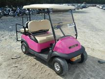 2009 GOLF CLUB CAR
