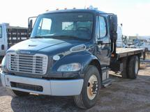 2009 FREIGHTLINER M2106 STAKEBED TRUCK