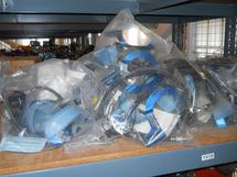 ONE LOT OF OXYGEN MASK