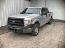 2014 FORD F150 CREW CAB - WINDSHIELD CHIPPED
