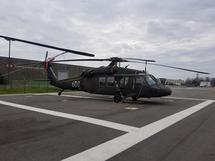 EH-60A BLACK HAWK, S/N:  87-24660