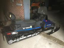 YAMAHA VIKING SNOWMOBILE