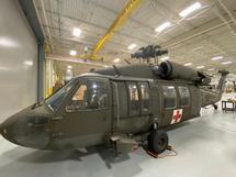 UH-60A BLACK HAWK, S/N:  81-23555