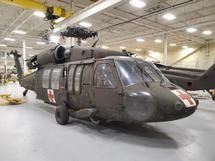 UH-60A BLACK HAWK, S/N:  82-23739