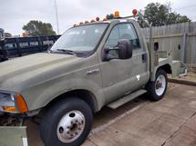 2003 FORD F-350 TOW TRACTOR