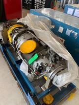 PRATT AND WHITNEY PT6A-50 ENGINE