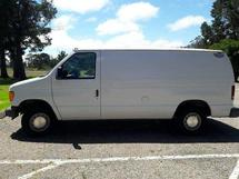 LOW MILEAGE 2003 FORD ECONOLINE CARGO