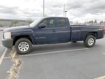 2009 CHEVROLET K1500 SILVERADO