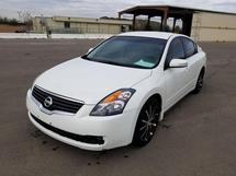 2007 NISSAN ALTIMA SE (SOLD AS IS)