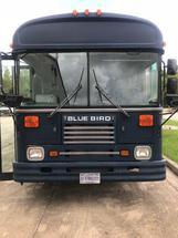 1997 BLUE BIRD TCFE3204 44 PAX BUS