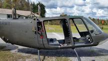 SCRAP BELL OH-58A