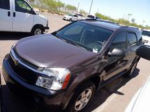 2008 CHEVROLET EQUINOX LS (SOLD AS IS)