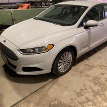 2014 FORD MOTOR CO FUSION HYBRID