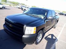 2012 CHEVROLET SILVERADO 1500 LD (SOLD AS IS)