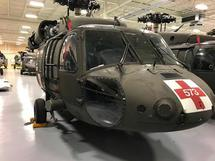 UH-60A BLACK HAWK, S/N:  81-23573