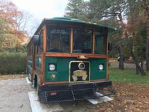 2002 CHANCE AMERICAN HERITAGE-28 TROLLEY BUS