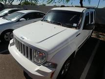 2010 JEEP LIBERTY SPORT (SOLD AS IS)