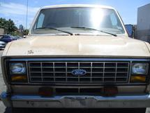 1991 FORD ECONOLINE E250   (SOLD AS IS)