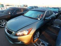 2010 HONDA ACCORD EX (SOLD AS IS)
