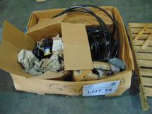 LATHAM POWER STERRING COMPONENTS, HOSES, CABLES