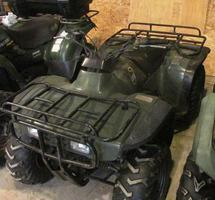 ALL TERRAIN VEHICLE ATV