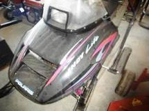 1996 POLARIS INDY LITE SNOW MOBILE A=585940