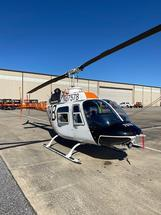 BELL 206 B3 (TH-67 CREEK - N67578)