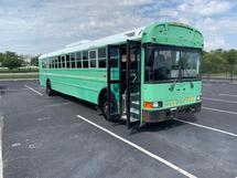 2009 INTL RE-44 PASSENGER BUS